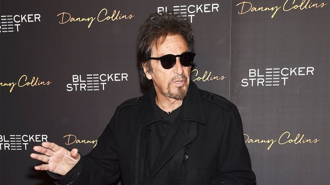 Al Pacino China Doll Broadway